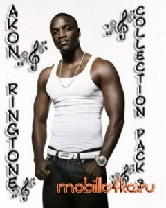 Akon Ringtone Collection Pack 3