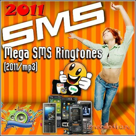 Mega SMS Ringtones (2011/mp3)